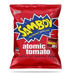 Samboy Atomic Tomato