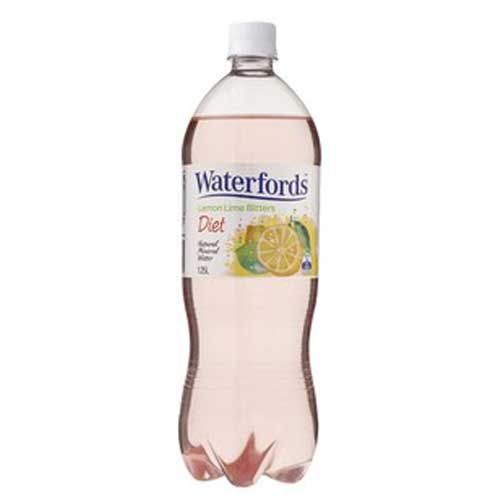 Waterfords Diet Lemon-Lime 500ml