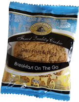 breakfast on the go oats cookie future bake