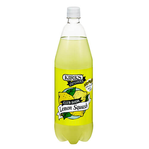 Kirks lemon Squash 500ml